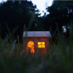 Zonne energie huis