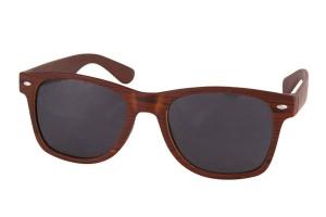 Houten zonnebril bedrukken